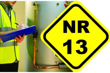 Inspeção NR-13