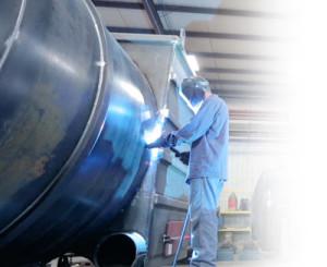 Inspeção de soldagem welding-process